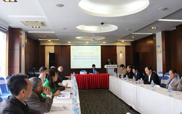 Hiệp hội du lịch tỉnh Hòa Bình tổ chức hội nghị tổng kết công tác năm 2018 và triển khai kế hoạch công tác năm 2019